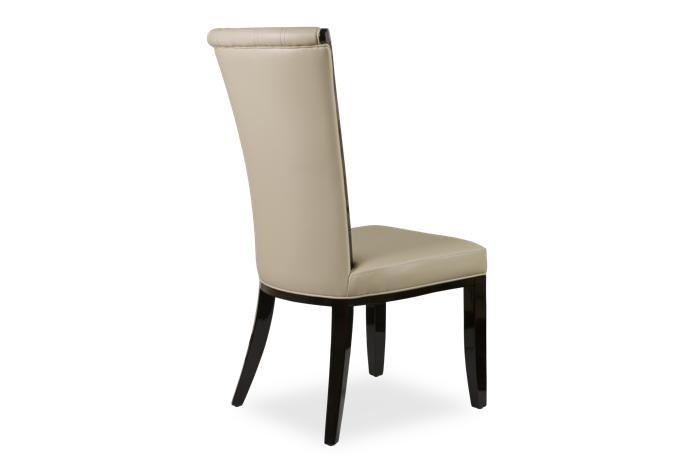 Alpine Cream Leather Dining Chair