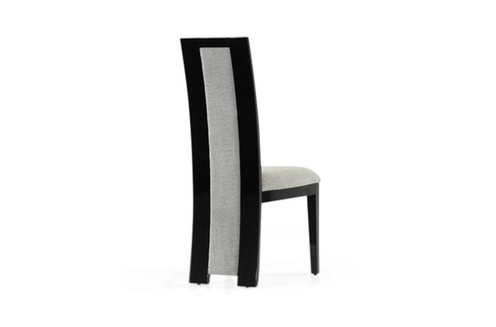 Raphael Black Chair Back