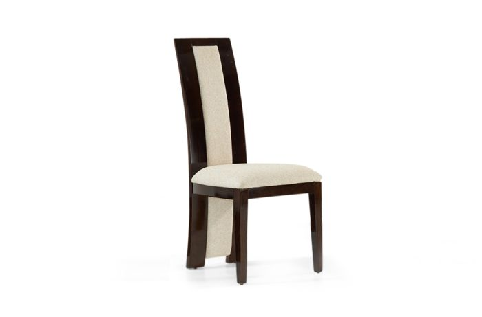 Raphael Brown Chair Front