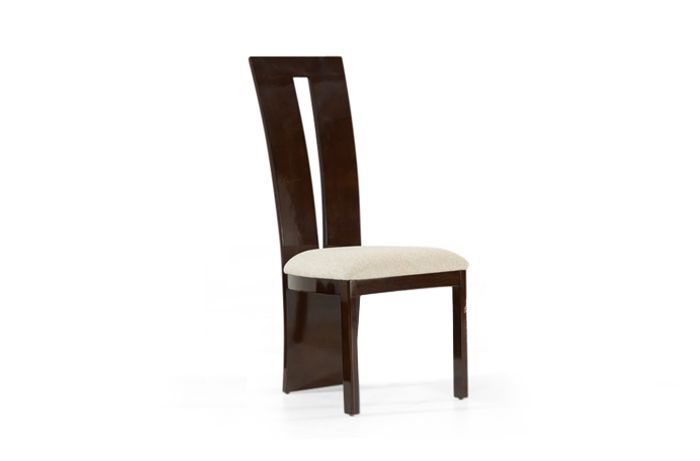 Verbier Chair Brown Front