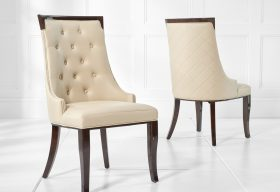 Angelica Cream Chairs