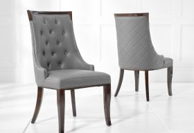 Angelica Grey Chairs
